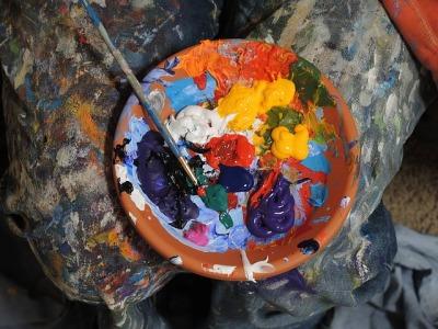 Paint Brush Paint my Coding Story